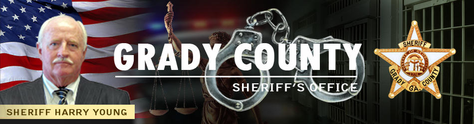 Grady County Georgia Sheriff Harry Young